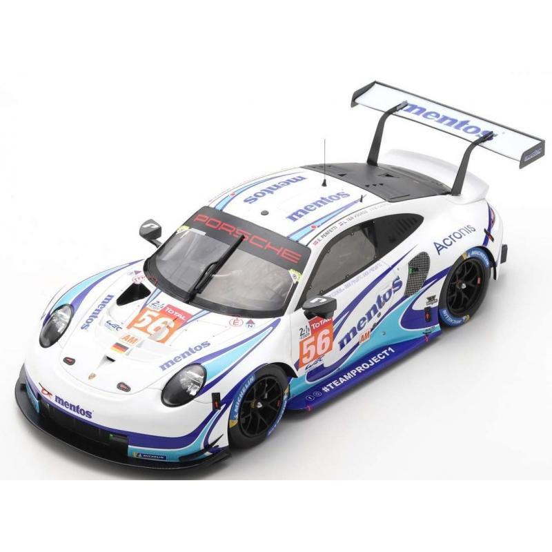 SPARK Audi R8 n°5 Vainqueur Le Mans 2004 (%)