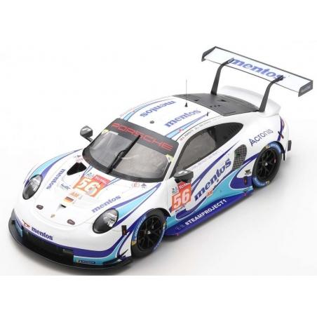 SPARK Audi R8 n°5 Vainqueur Le Mans 2004