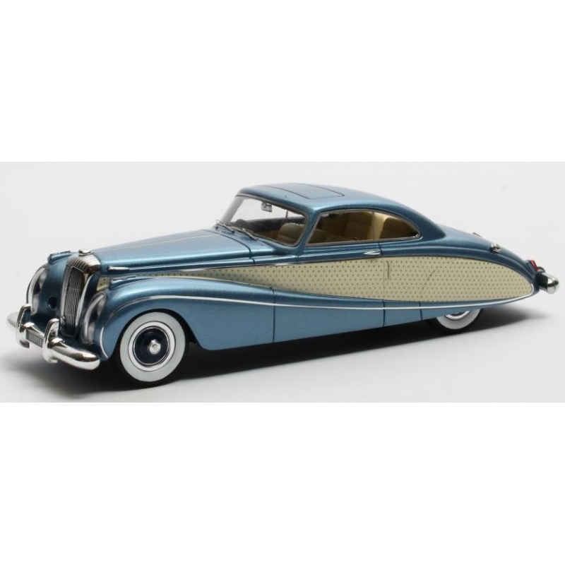 MATRIX MX50402-022 Daimler DE36 FHC Blue Clover Hooper 1953